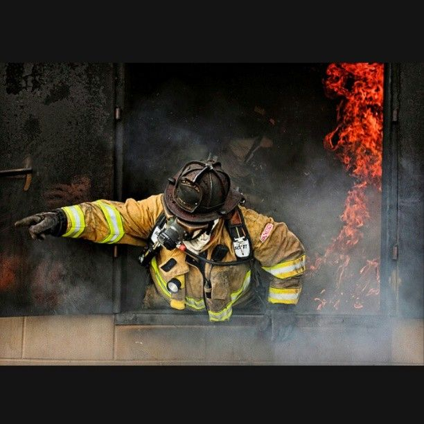 Rhome Firefighter