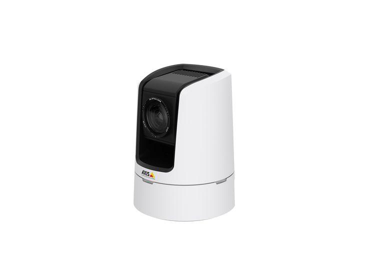 AXIS V59 Serie – demnächst im VTIS Shop  Speziell für Webcasting und Videoconferencing wurde die AXIS V59 PTZ Kameraserie entwickelt. Die Kameraserie eignet sich besonders für die Anwendungen an Schulen sowie Universitäten, der Polizei und Eventveranstaltungen. Durch die Ausstattung von HDTV liefert die Kamera eine 1080p-Auflösung bei 60 Bildern pro Sekunden sowie eine offen Schnittstelle zur einfachen Integration in andere Systeme.  Mehr erfahren unter http://bit.