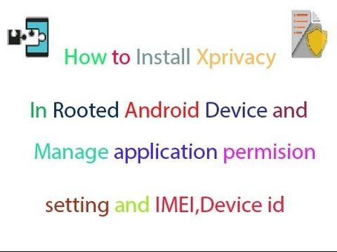 How to Install X-privacy in Rooted device & Change settings and IMEI,Device id etc.   *Working 2016* - (More Info on: http://LIFEWAYSVILLAGE.COM/videos/how-to-install-x-privacy-in-rooted-device-change-settings-and-imeidevice-id-etc-working-2016/)