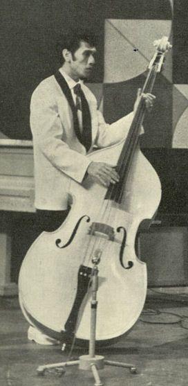 Ponthon Tielman (August 4, 1934 - April 29, 2000) Dutch singer and musician (Tielman Brothers).