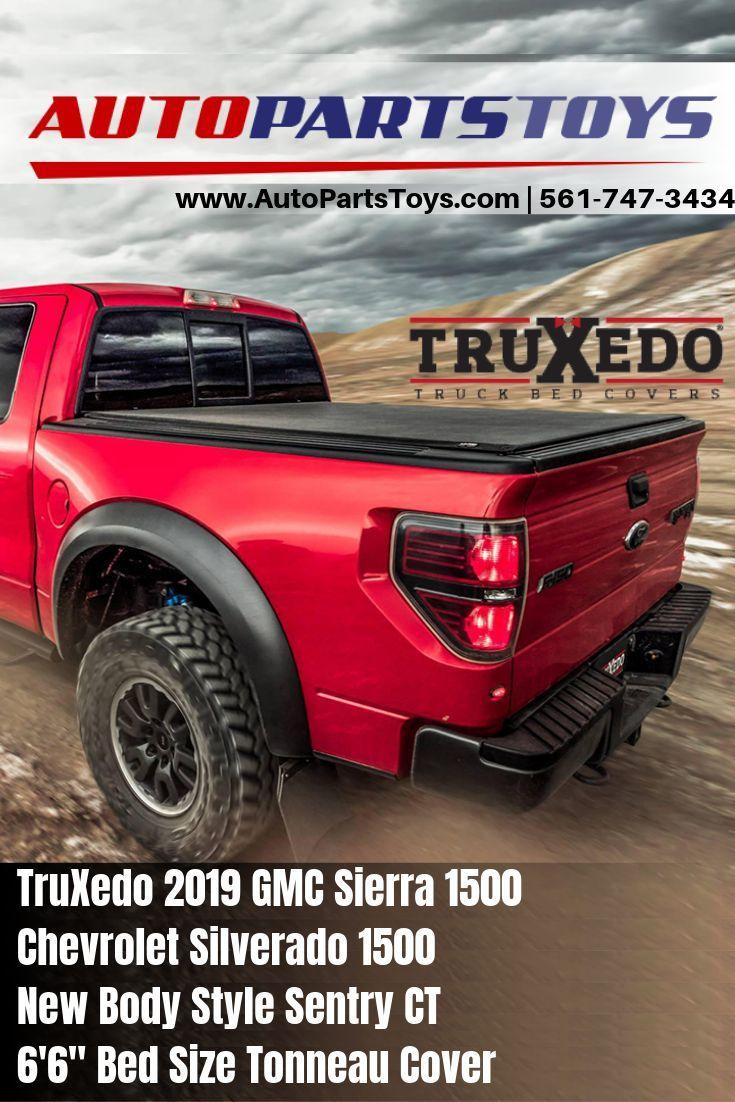 TruXedo 2019 GMC Sierra 1500 Chevrolet Silverado 1500 New