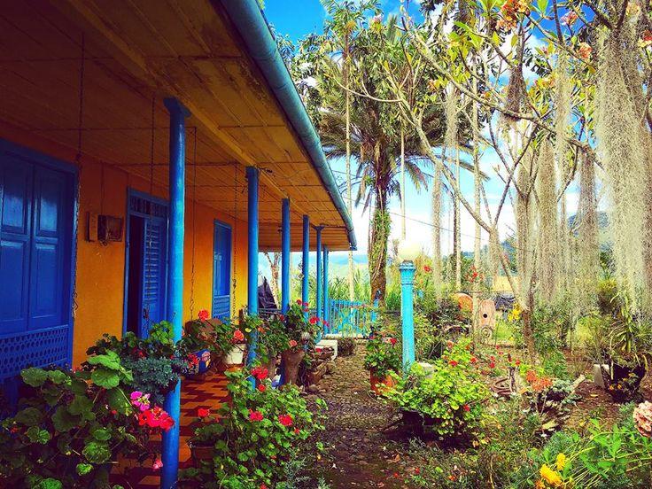 Jardín, Antioquia. Colombia