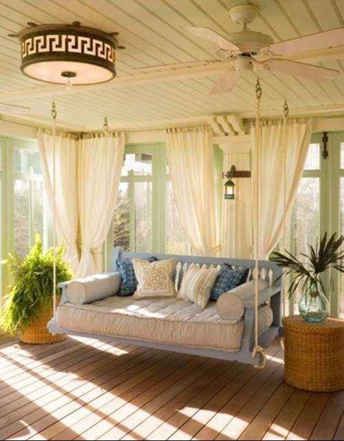 I love this sunroom #sunroom #cuteroom #goodidea