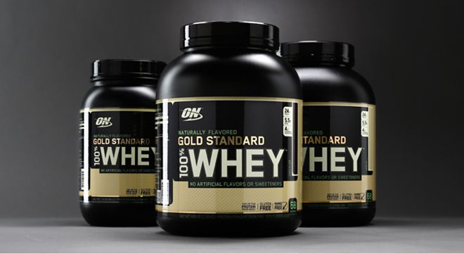 Optimum Nutrition Gold Standard 100% Whey Protein is Packed with Whey Protein Isolates & Fast-Acting HYDROWHEY Peptides! - Bodybuilding.com - Lowest Prices!