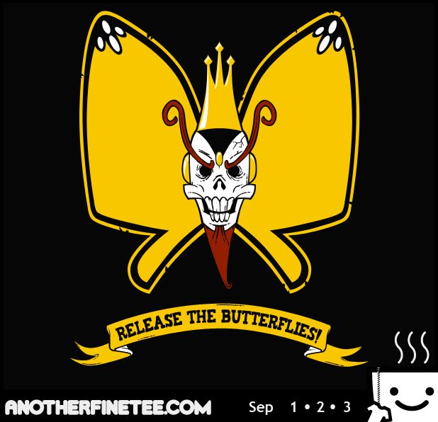 Release the butterflies by blair j campbell anotherfinetee com drawblairdraw tumblr