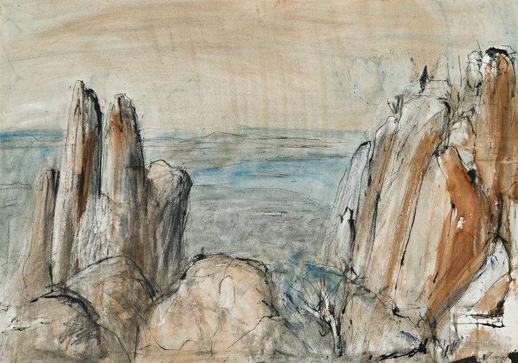 Lloyd Rees | Australian Art