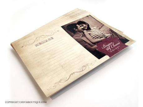Guestbook Postcards - Canvas Stationery Boutique