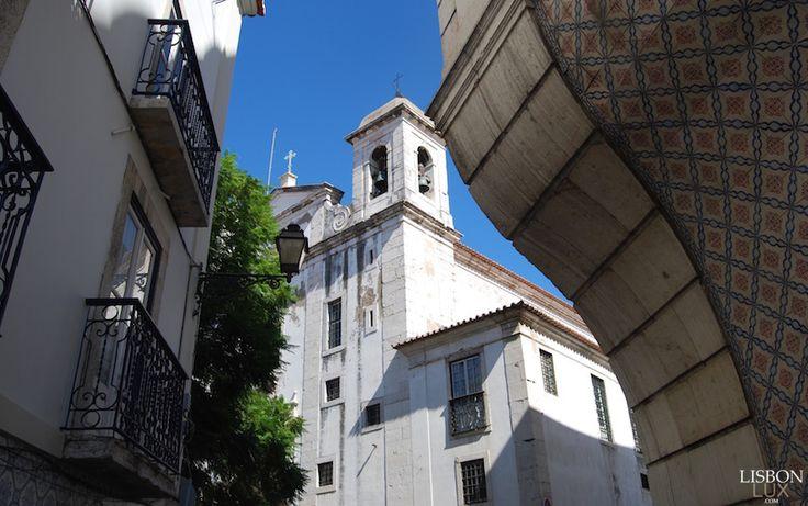 Igreja de São Cristóvão, Lisboa