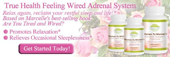 Adrenal Feeling Wired Nutritional Supplement System