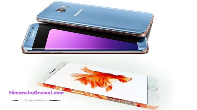 iPhone 8 and Samsung Galaxy S8 Specifications