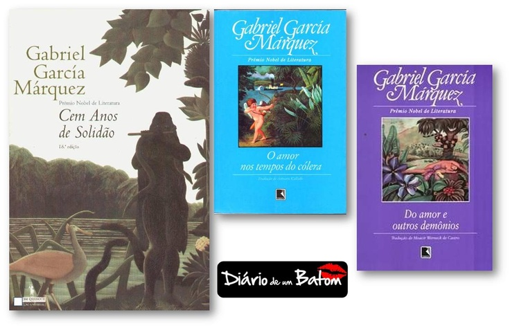 Sugestões - Gabriel Garcia Marques