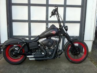 Lets go Ape Hangers lets show them off!!! - Page 3 - Harley Davidson Forums