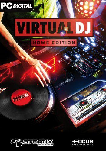 Santas Tools and Toys Workshop: Digital Video Games: Virtual DJ Home 5 [Download]