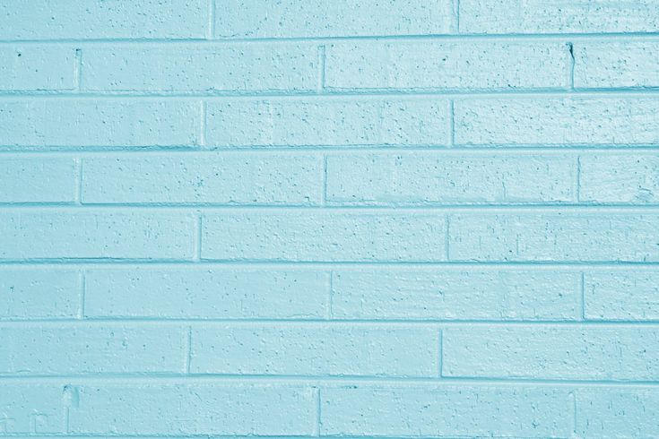 Teal blue painted brick wall 3 000 2 000 for Blue wallpaper for walls