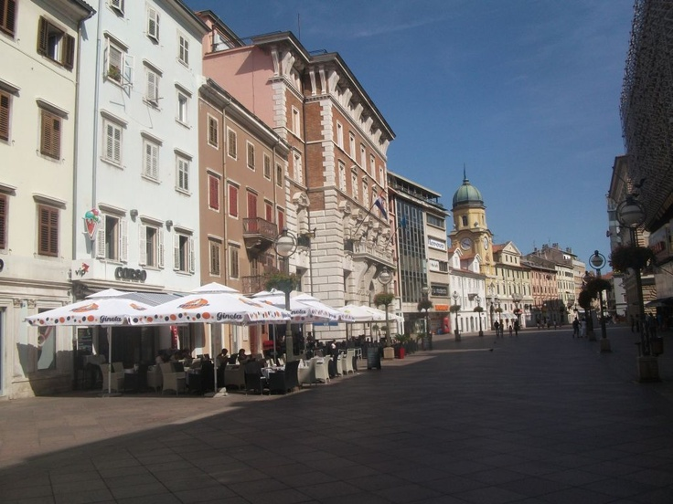 Corso, Rijeka