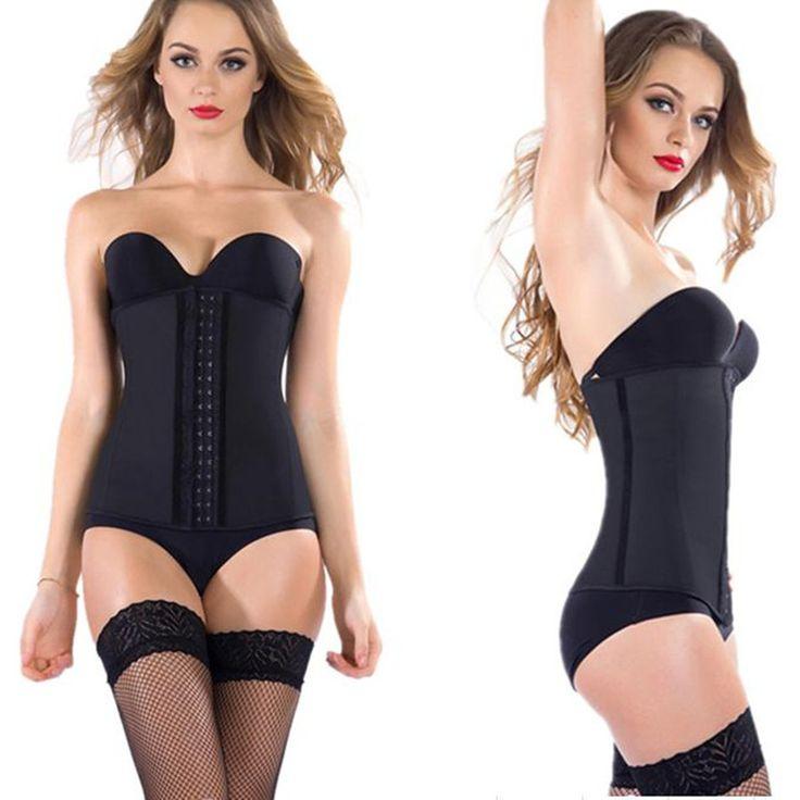 Fashion 2015 Bone Waist Corset 100% Latex Corset Sexy Women Latex Waist Cincher Slimming Shapewear Bodysuit