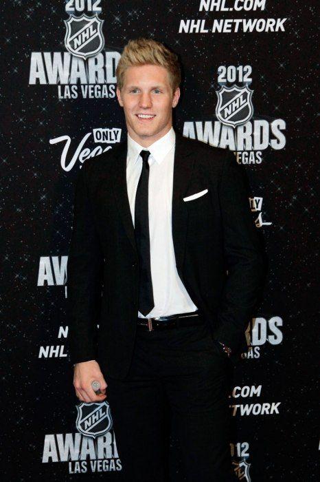 Gabriel Landeskog: The Top 10 Best-Dressed N.H.L. Players | Vanity Fair
