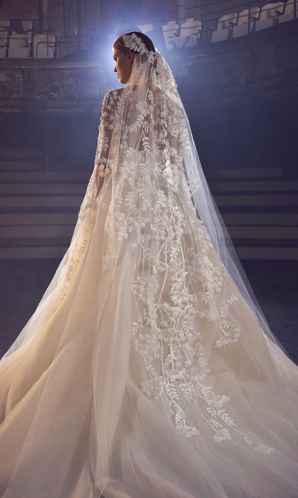 62 Princess Wedding Dresses Fit For A Royal Wedding Princess Wedding Dresses Elie Saab Wedding Dress Fitted Wedding Dress