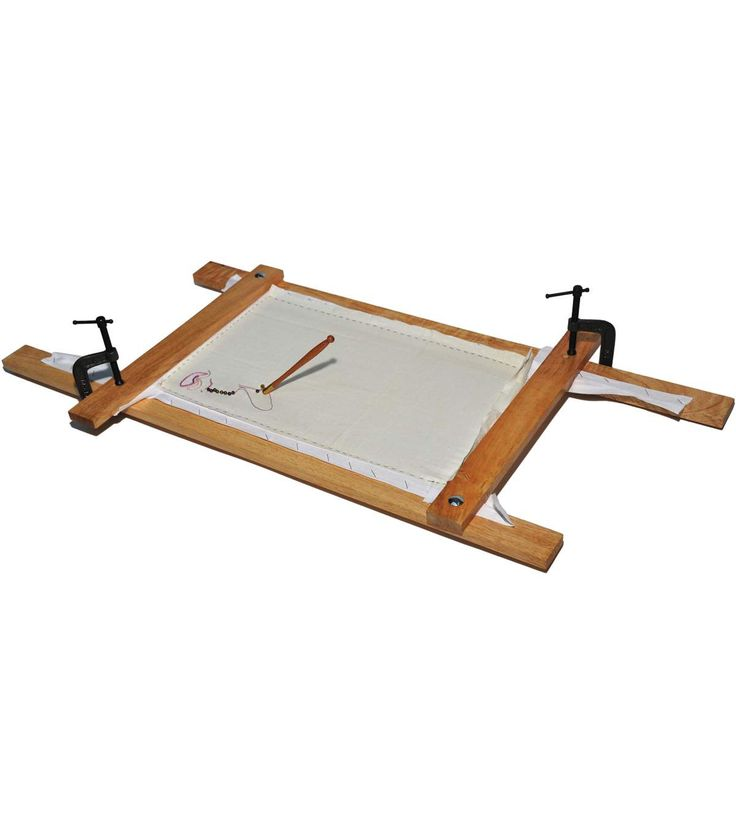 """Professional Embroidery/Tambour Frame-10""""X18"""""""