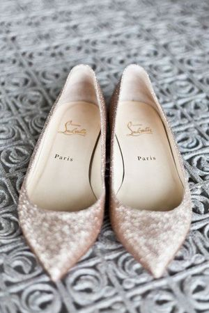 glitter bridal shoes silver and pink wedding style brides of adelaide magazine