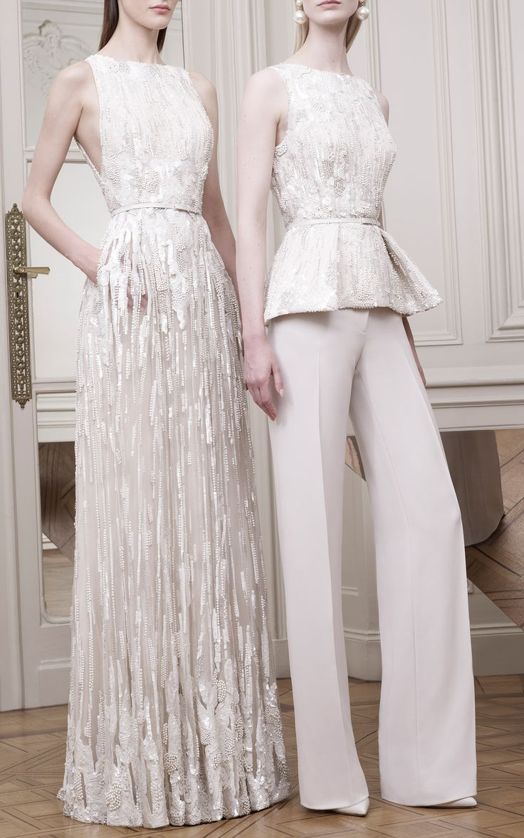 60 Best R O M A N T I C S Images On Pinterest Ellie Saab Couture Jolie Clothing Aftan Dress Jasmine Embroidery Gown By Elie For Preorder Moda Operandi