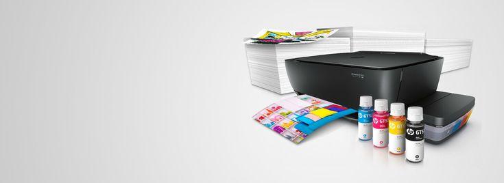 Sistema de tanques de tinta HP | HP® América Central