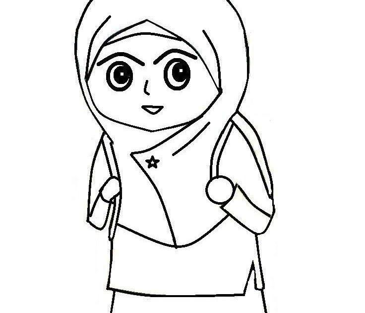 Paling Keren 26 Gambar Anak Perempuan Cantik Berhijab Kartun Gambar Kartun Muslimah Cantik Foto Kartun Anak Muslim Perempuan Te Kartun Gambar Gambar Kartun