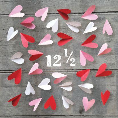 jubileum 12,5  jaar getrouwd - Uitnodigingen - Kaartje2go