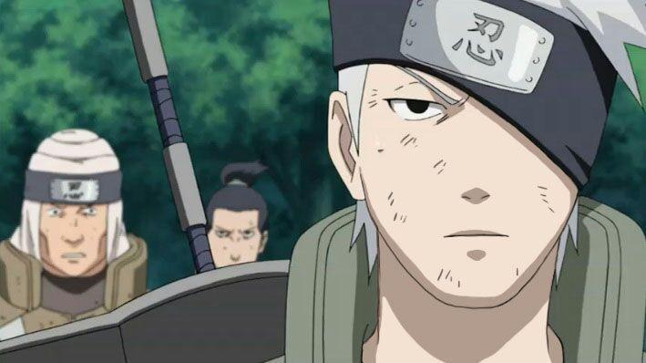 Kakashi Face revealed?!