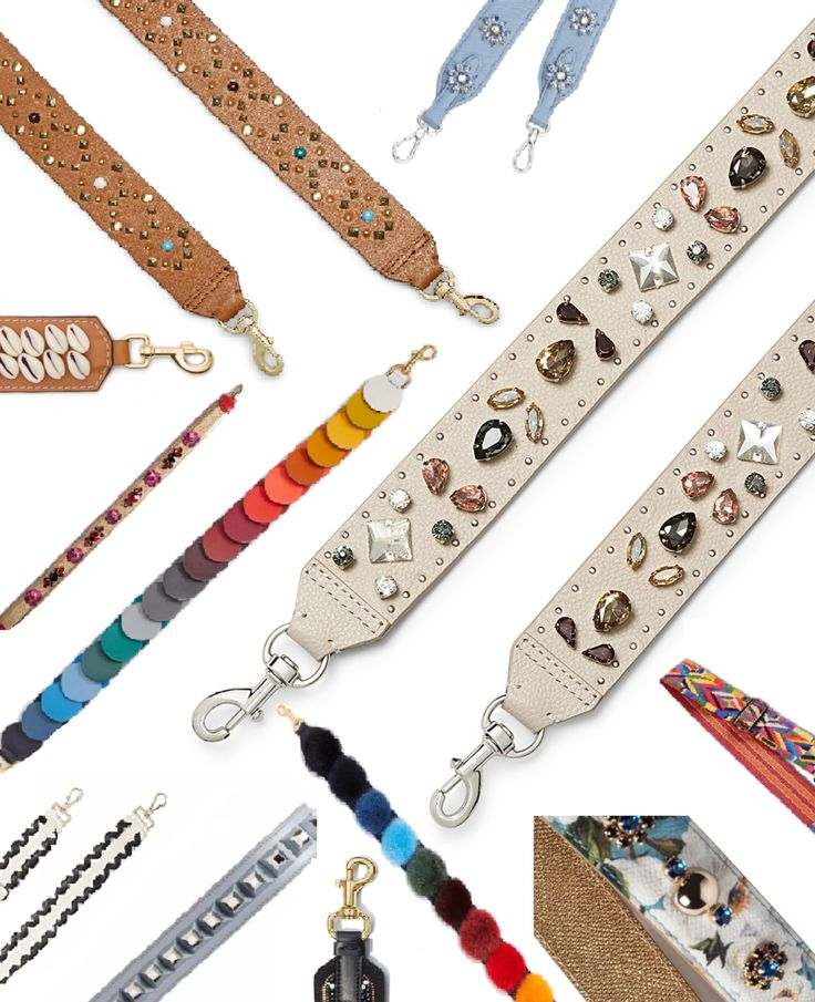 Interchangeable Bag Straps – The Extra Stitch