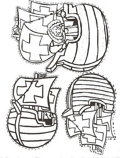 48 best Dibujos de carabelas 12 de octubre 1492 images on