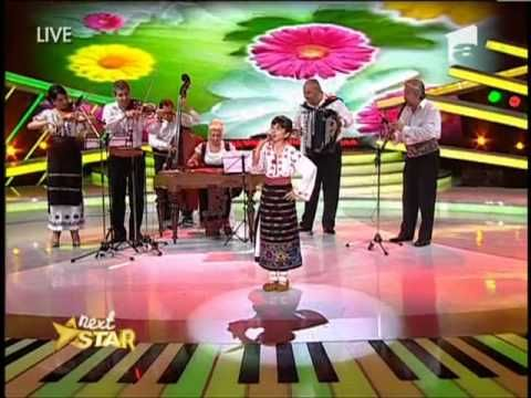 Next Star FINALA - Daniela Rizea, viitorul muzicii populare! Uite ce fru...