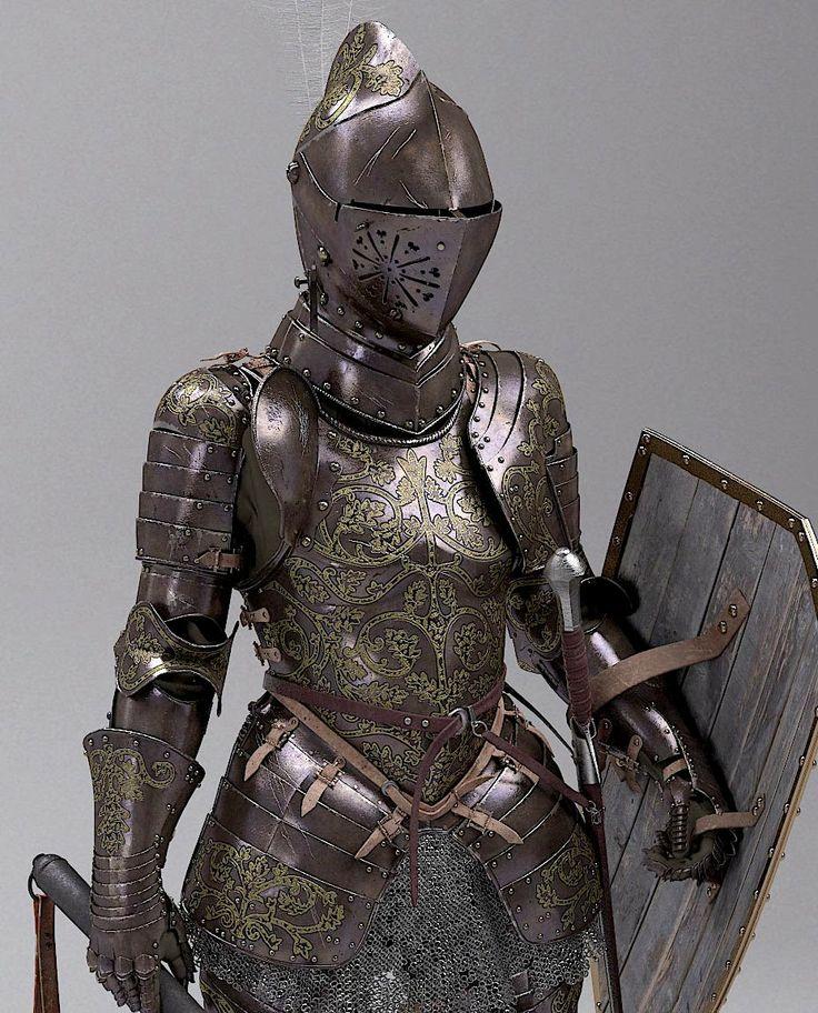 Доспехи рыцарские картинки, делать объемные