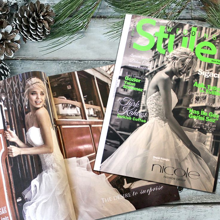 """""""The desire to surprise""""... Nicole 2016 Collections on Wedding Style"""
