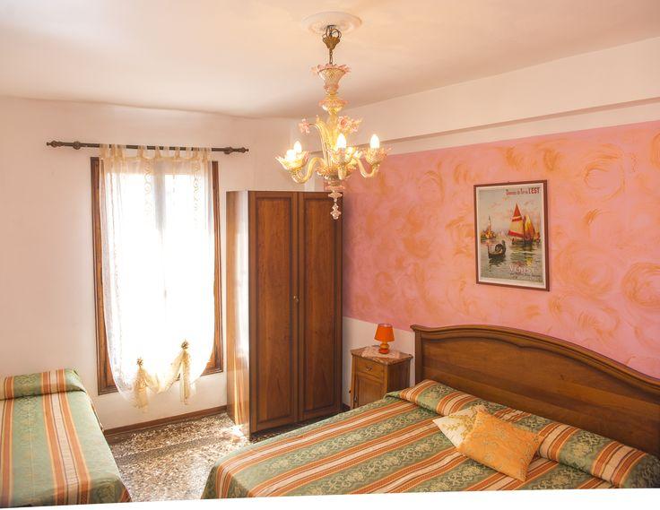 Our sunny room  #hotelsansamuele #venice