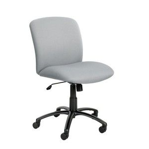SAFCO Big and Tall Chairs - Gray [Office Product] Part No. 3491GR