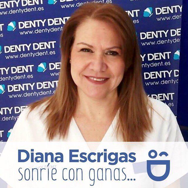 Despedimos la semana con la doctora del #sábado Diana Escrigas. Y #sonríe con ganas que ya es fin de semana!  #health #consejo #salud #sonrieconganas #clinicadental #reconstrucción #sonrisa #sonríe #teeth #igers #igersmadrid #beauty #bellezanatural #odontologia #ortodoncia #invisalign #limpieza #muelas #food #healthyfood #love #beautiful #happy #smile by dentydentmadrid Our Invisalign Page: http://www.myimagedental.com/services/cosmetic-dentistry/invisalign/ Other Cosmetic Dentistry services…