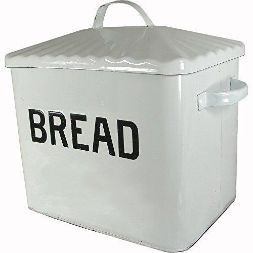 Creative Co-op Vintage Look Enamel Bread Box Creative Co-op http://www.amazon.com/dp/B00NO43D6C/ref=cm_sw_r_pi_dp_pJxewb1KBTE43