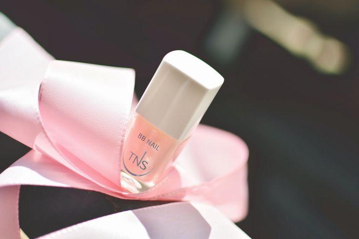 SummerCaffe: #TNSCosmetics #TNSNailPolish #FlashTNS BB Nail from TNS Cosmetics!