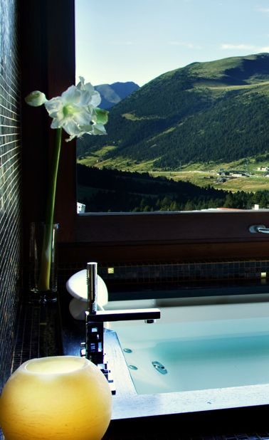 #Jetsetter Daily Moment of Zen: Hotel Grau Roig Andorra in #Andorra
