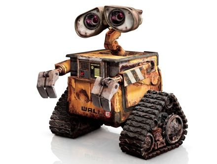 Wall E - another Short Circuit style set of treads