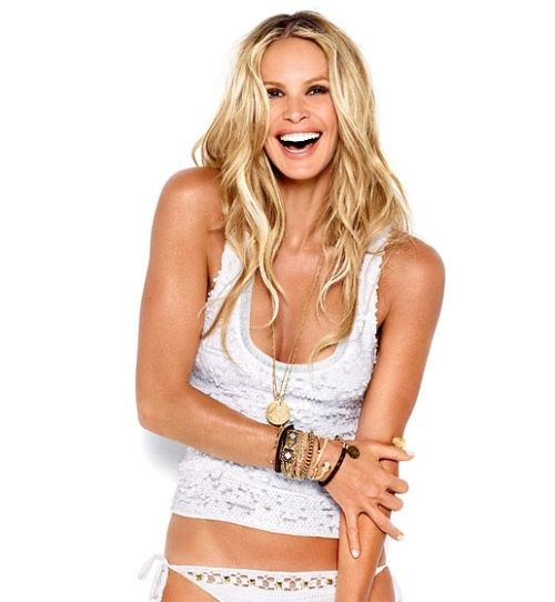 elle macpherson- holy hell, she's 48!