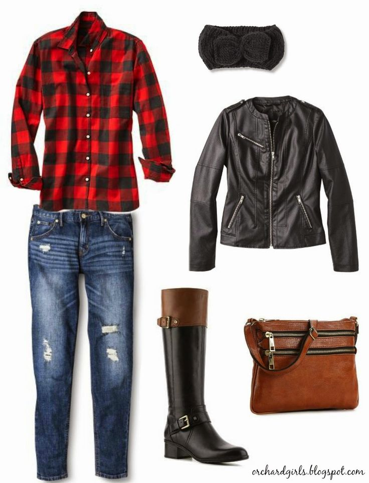 Orchard Girls: Fall 2014 Outfit Inspiration