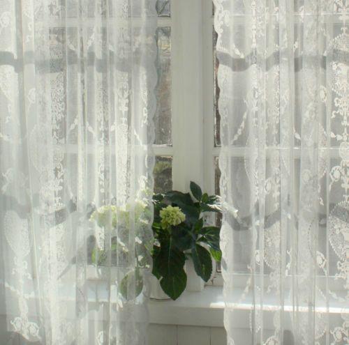 LillaBelle-AVERY-Offwhite-Gardine-2-x-140x240-Shabby-Romantik-Vintage-Curtain