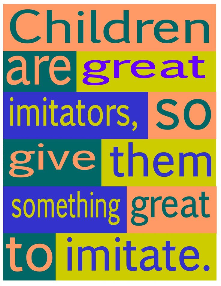 Children need good examples ♥: Children Learning, Awesome Quotes, 12001552 Pixel, Let My Kids Be Kids Quotes, Children Education, Children Thrive, Beautiful Quotes, Children Eating Quotes, Example Always