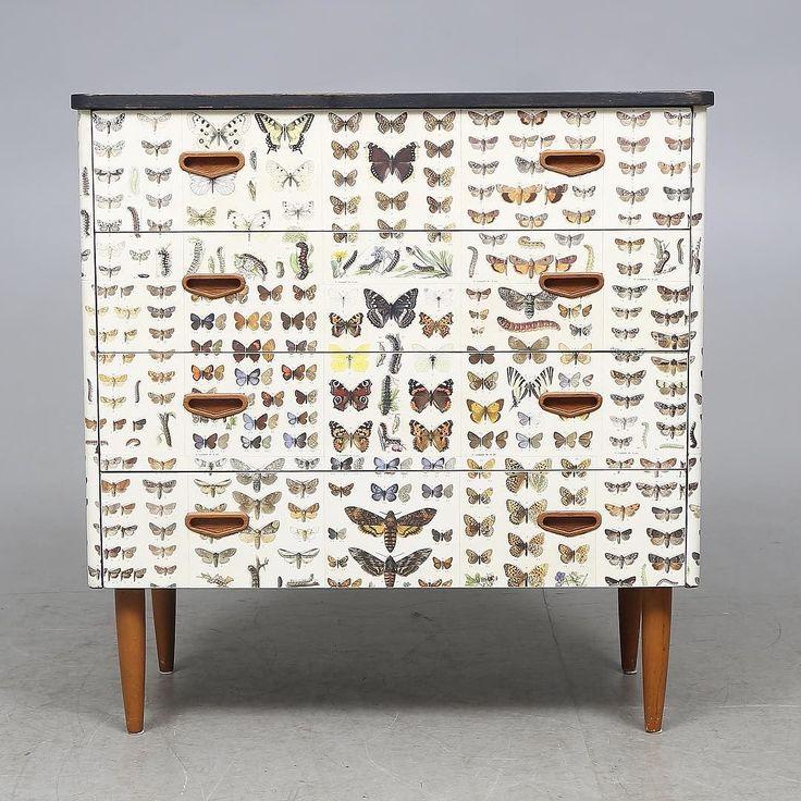 #såld ikväll på #auctionet @auktionshuset_linkoping #butterflyvintage