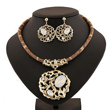 latest-fashion-alloy-rhinestone-imitation-pearl-necklace-earrings-sets