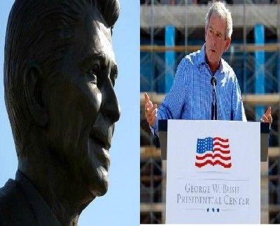 5 reasons why Ronald Reagan was worse than George W. Bush