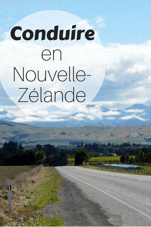 Tous les conseils pratiques pour conduire en Nouvelle Zélande