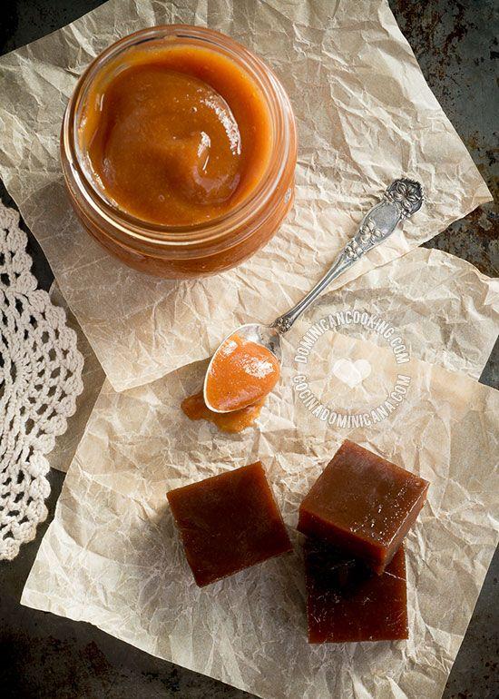 Receta Dulce de Guayaba: Hazlo en cubitos (en pasta) como postre, o suave como mermelada o relleno para el bizcocho dominicano. Es m�s f�cil de lo que crees